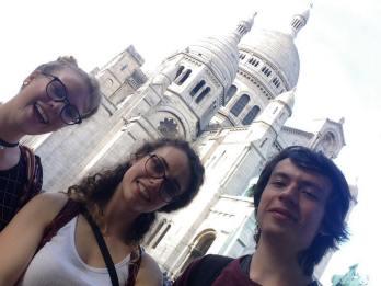 Sacre Cour, Paris