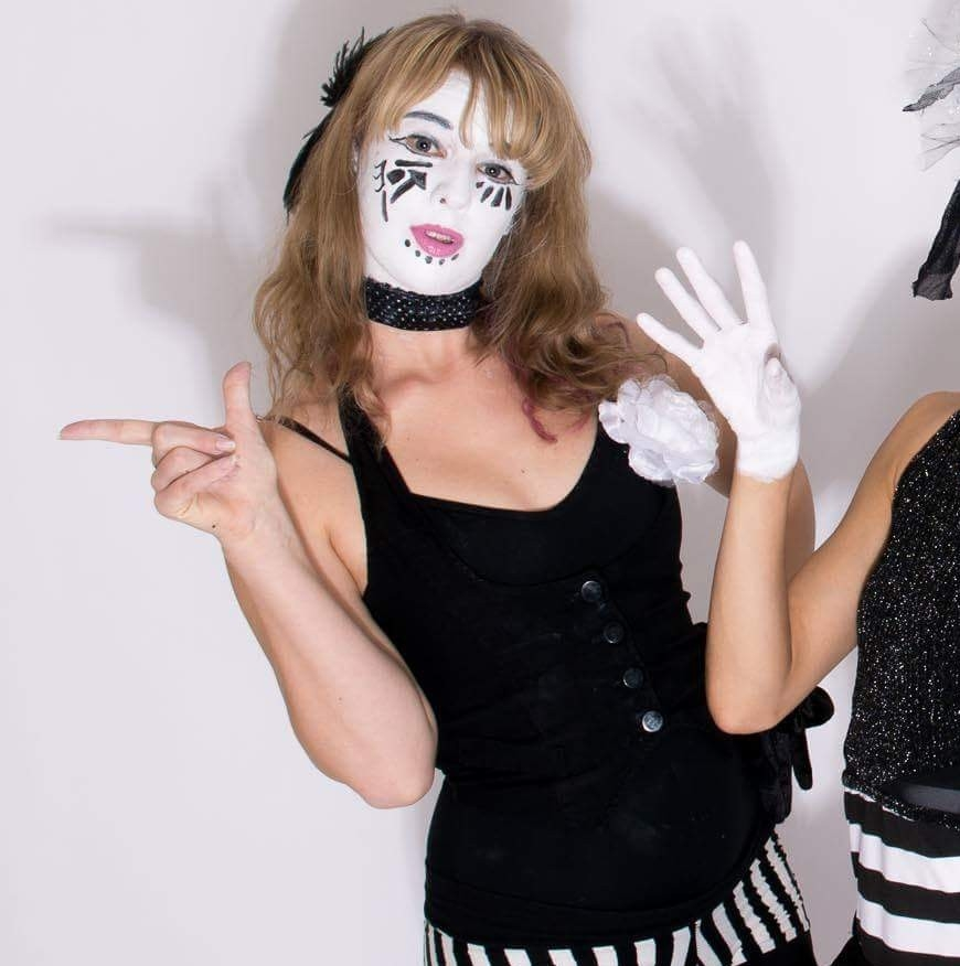 clownin