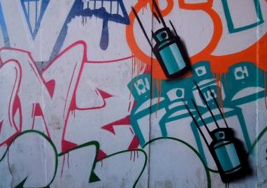 Graffiti, Johannesburg, South Africa
