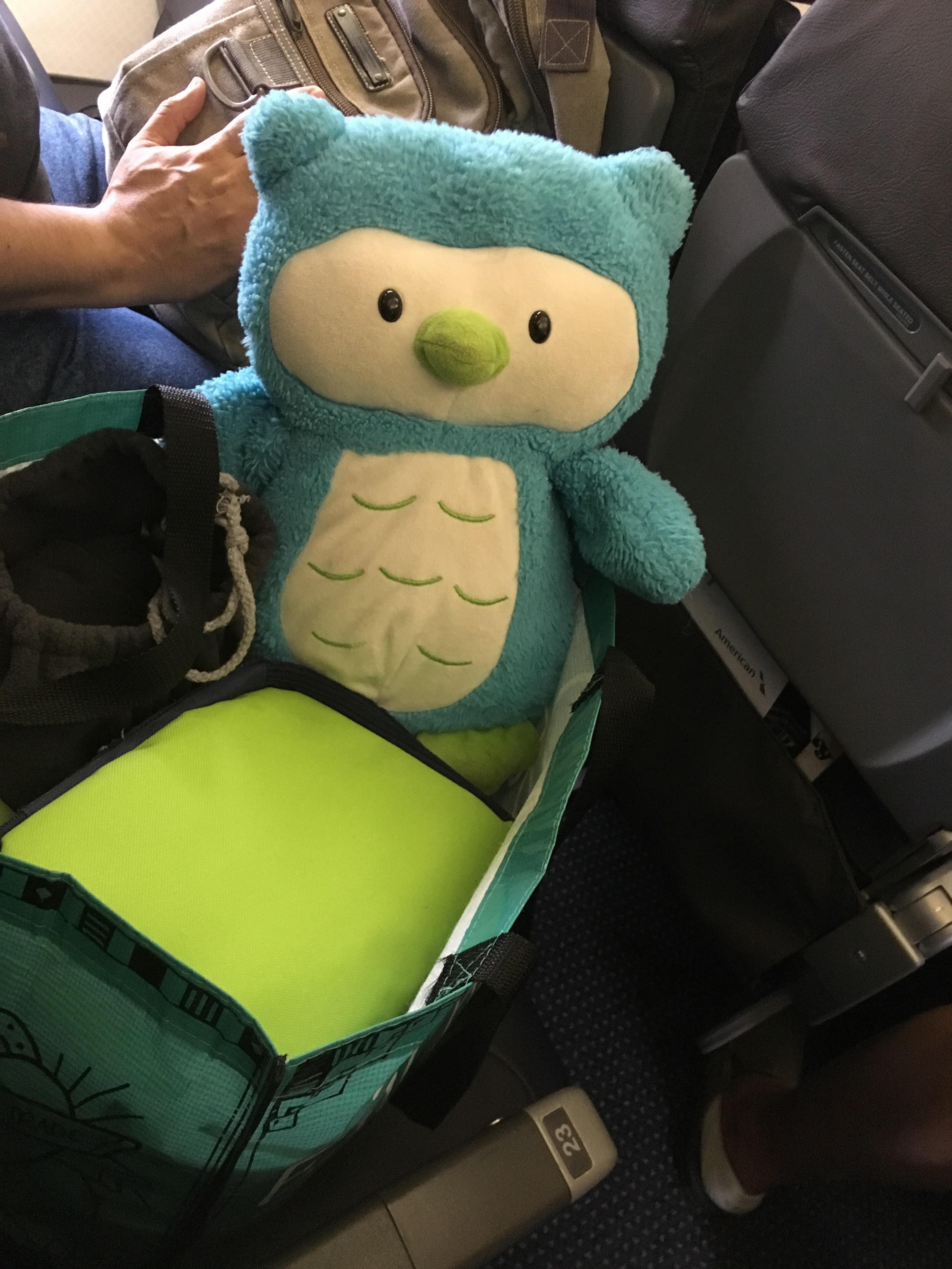My travel buddy Chella