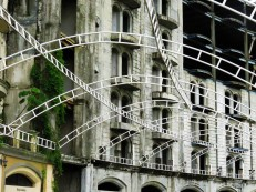 Grand Abandoned Building