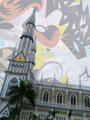 Church in Panama City