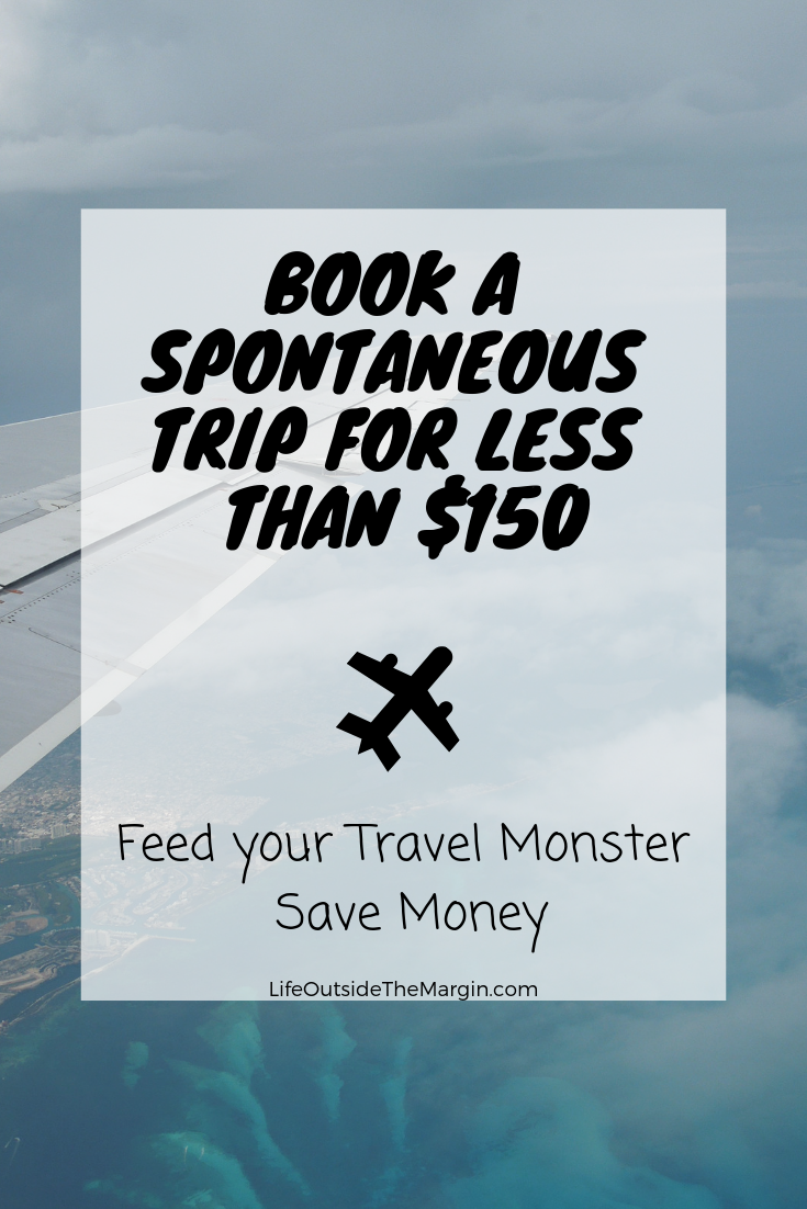 Book a spontaneous trip on less than $150 and travel on a budget. How to find cheap plane tickets on Google Flights. Travel further on a budget. Millennial Travel